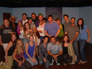 Tuesday Night Class at The Actors Space