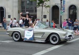 Miss Ohio Parade