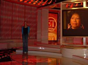 Jennifer at ET 2