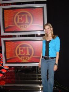 Jennifer at ET 1